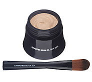 Edward Bess Black Sea Mousse Foundation with Brush - A252362