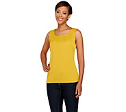 Joan Rivers Textured Knit Tank - A262462