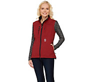 Loki 2-in-1 Womens Mountain Vest w/Built In Backpack - A269162
