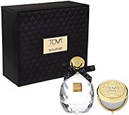 TOVA Signature Special Edition 3.4 oz EDP & Solid Perfume Compact - A273262