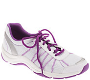 Vionic Orthotic White Walking Sneakers - Alliance - A277962