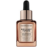bareMinerals Brilliant Future Age Defense & Renew Serum - A286862