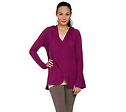 Cuddl Duds Ultra Soft Comfort Hoodie Wrap - A288462