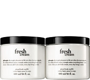 philosophy super-size body souffle duo Auto-Delivery - A289362