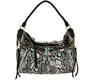 As Is Aimee Kestenberg Pebble Leather Hobo - Monica - A289862