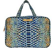 Aimee Kestenberg Nylon Cosmetic Bag w/ Hanger-Jenna - A296262