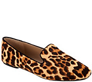 Enzo Angiolini Haircalf Slip-On Loafers - Leonie - A299162