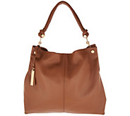 Vince Camuto Leather Hobo Handbag - Ruell - A307962
