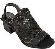White Mountain Block Heel Sandals - Loris - A358762