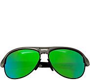 Breed Jupiter Aluminium Blue Sunglasses w/ Polarized Lenses - A361262