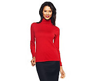 Linea by Louis DellOlio Posh Knit Long Sleeve Turtleneck - A83962