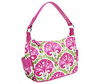 Vera Bradley Signature Print City Shoulder Bag - A253663