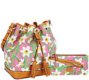 As Is Dooney & Bourke Daffodil Drawstring Bag - A271663