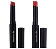 bareMinerals Purely Brilliant Lipcolor Duo - A273663