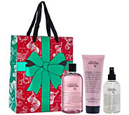 philosophy sweet vanilla fig trio with holiday bag - A274763