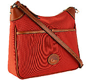 As Is Dooney & Bourke Nylon Kimberly Crossbody Bag - A275163