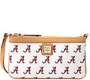 Dooney & Bourke NCAA University of Alabama Slim Wristlet - A283263