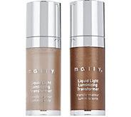 Mally Liquid Light Luminizing Transforming Duo - A285163
