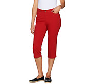 Denim & Co. How Modern Capri Pant - A291663