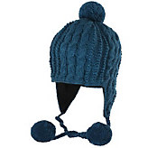 Nirvanna Designs Multi-Cable Earflap with Fleece - A331063