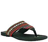The Sak Thong Sandals - Shana Stitch - A336563