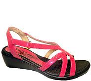 Bellini Multi-strap Wedge Sandals - Terra - A336863