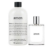 philosophy amen mens fragrance gift set - A228464