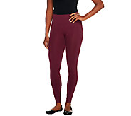 As Is Assets Red Hot Label by Spanx Seamless Shaping Legging - A264764