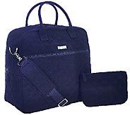 Vera Bradley Microfiber Overnighter Bag & Pouch - A271864