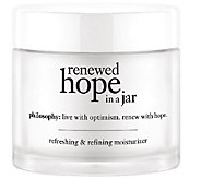 philosophy super-size 4 oz renewed hope in a jar moisturizer - A271964