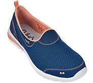 As Is Ryka Slip-on Sneakers with CSS Technology - Henley - A282364