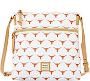 Dooney & Bourke NCAA University of Texas Crossbody - A283164