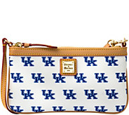 Dooney & Bourke NCAA University of Kentucky Slim Wristlet - A283264