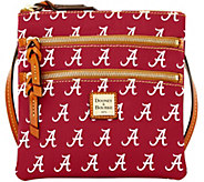 Dooney & Bourke NCAA University of Alabama Zip Crossbody - A283464