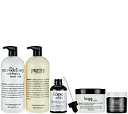 philosophy 4-piece iconic skincare collection - A285664