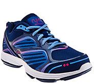 As Is Ryka Mesh Lace-up Walking Sneaker - Devotion Plus - A290364