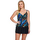 As Is DreamShaper by Miraclesuit Wendy Tankini Swimsuit - A293264