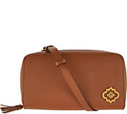 orYANY Saffiano Leather Crossbody Wallet-Talia - A297464
