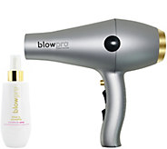 blowpro Titanium Blow Dryer w/ Oud Blow Dry Spray - A355464