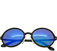 Breed Corvus Aluminium Black Sunglasses w/ Polarized Lenses - A361264