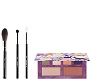 Sigma Beauty Wildflower Palette & Essential Brushes Set - A363064