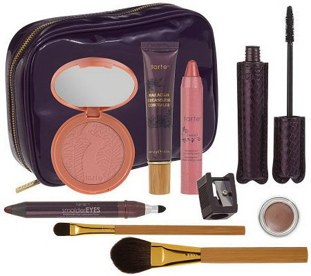 tarte Glow Your Way To Gorgeous 8-pc Maracuja & Clay Collection