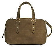 Jensen Blake Triple Compartment Lexi Satchel - A233665