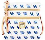 Dooney & Bourke NCAA University of Kentucky Zip Crossbody - A283465