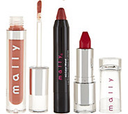 Mally Lip Love 3-piece Lip Collection - A285165