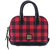 As Is Dooney & Bourke Tucker Bitsy Bag - A290265