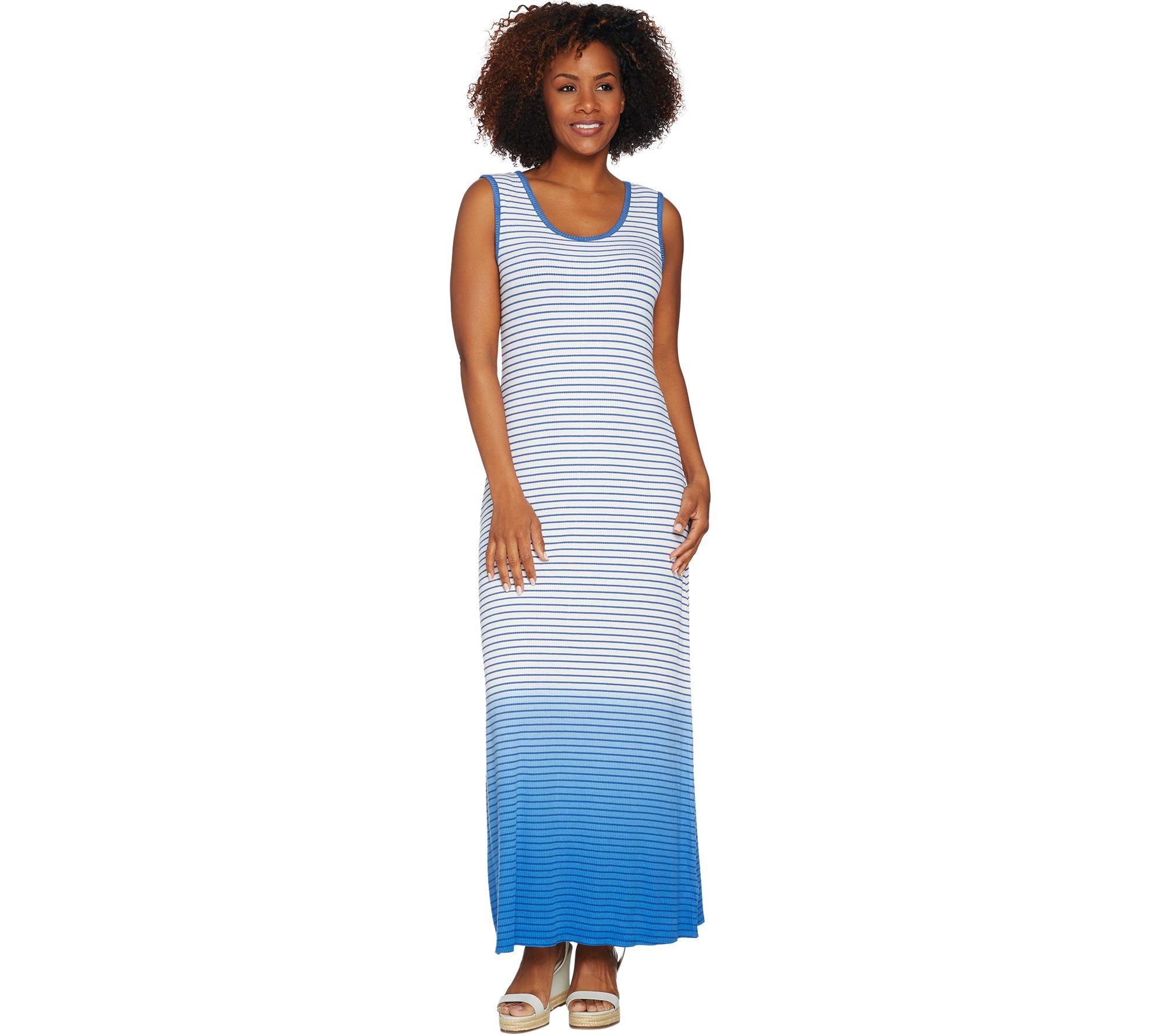 Blue maxi dresses sale