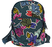 Vera Bradley Signature Print Hadley Backpack - A296465