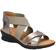 Comfortiva by Softspots Casual Wedge Sandals -Keagan - A339465