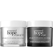philosophy renewed hope in a jar sun & night duo Auto-Delivery - A341865